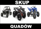 SKUP QUADÓW QUAD QUADY ATV