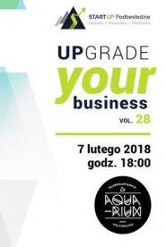 Upgrade Your Business vol. 21