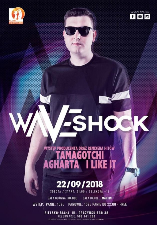 Waveshock – Agharta Tamagotchi // I like it